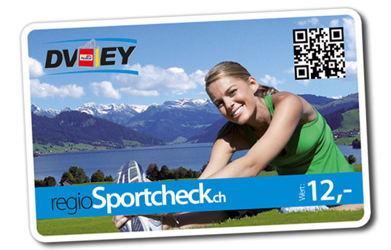 regioSportcheck CARD